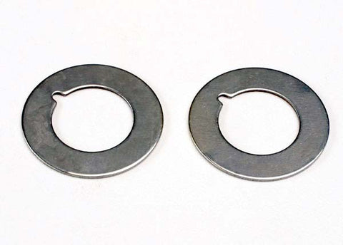 4622: Traxxas Pressure Rings, Slipper (notched) (2)