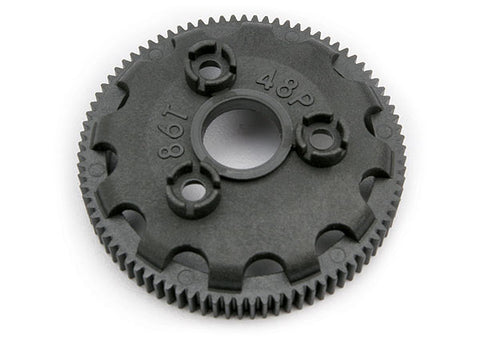 4686: Traxxas Spur Gear, 86-Tooth (48-pitch)