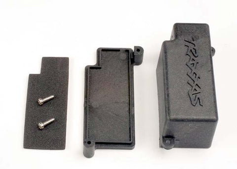 4925: Traxxas Box, Battery/ Adhesive Foam Chassis Pad**