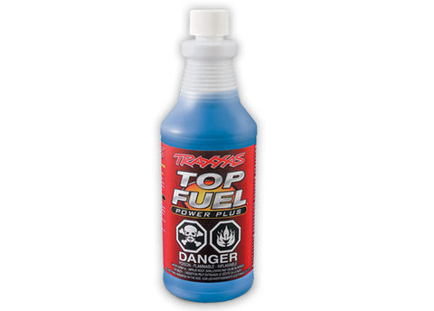 5020: Traxxas Top Fuel 20% - Quart