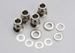 5529: Traxxas  Shim Set, 3x7x1mm (2), 3x6x0.5mm (4),