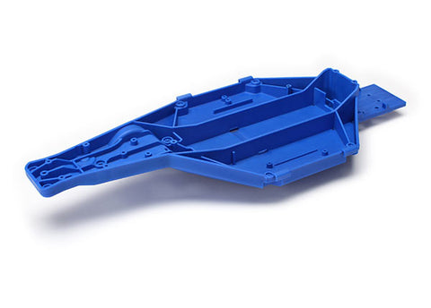 5832A: Traxxas Chassis, Low CG (blue)