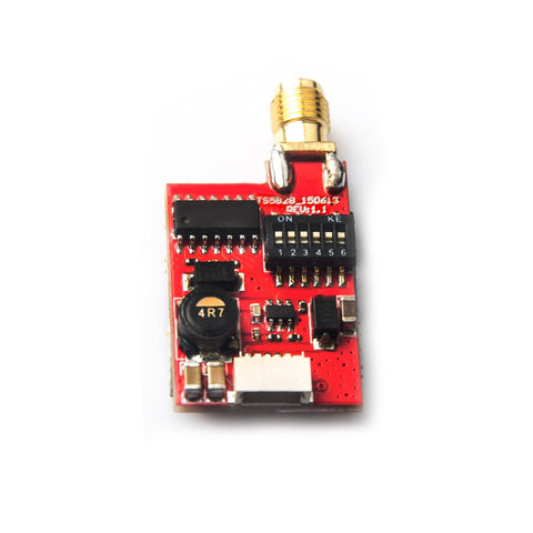 Wolfwhoop WT5828 5.8G 600MW 32CH FPV Video Transmitter for Quadcopter