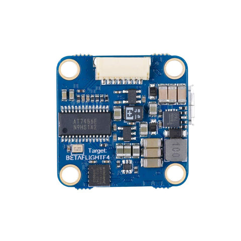 Mini F4 2-6S Flight Controller Integrated OSD and 5V / 2.5A BEC for FPV Race Drone