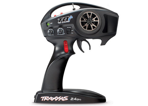 6507R: Traxxas TQi 2.4 GHz High Output Radio System, 4-Channel with Traxxas Link™*