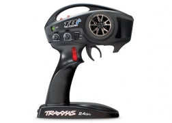 6529: Traxxas Transmitter, TQi Traxxas Link™ Enabled, 2.4GHz High Output, 3-ch.