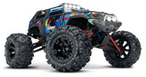 72054-5: Traxxas Summit: 1/16 Scale 4WD Electric Extreme Terrain Monster Truck. RTR (Rock-N-Roll)*