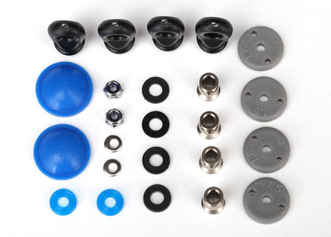 7463: Traxxas Rebuild kit, GTR long/xx-long shocks