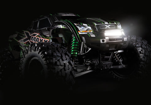 7885: Traxxas High Intensity LED Light Kit for X-Maxx