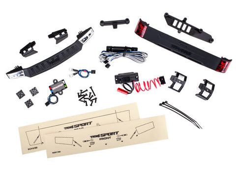 8085: Traxxas TRX-4 Sport LED Light Kit