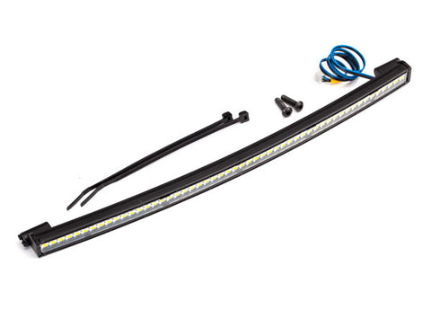 8488: Traxxas LED Light Bar, Roof (curved, high-voltage)