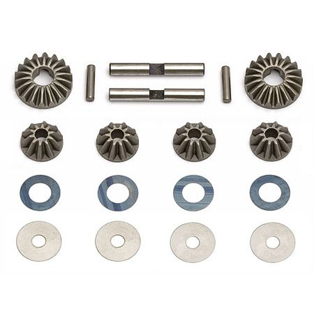 Team Associated Differential Gears, Washers, Pins: RC8 (ASC89120)**