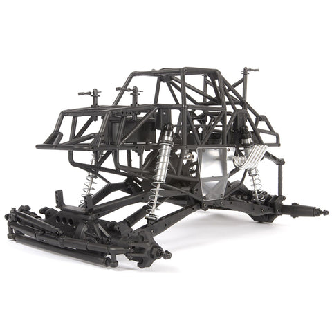 Axial 1/10 SMT10 4WD Monster Truck Raw Builders Kit