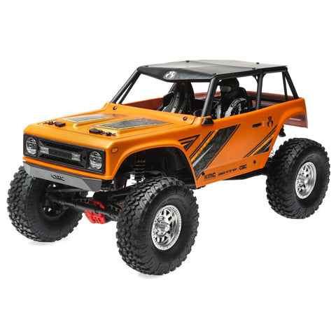 AXIAL 1/10 Wraith 1.9 4WD Brushed RTR, (Orange)*