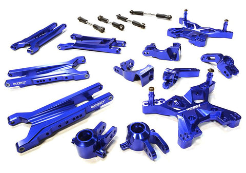 Integy Billet Machined Suspension Kit for Traxxas 1/10 Slash 4X4