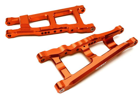 Integy Billet Machined Lower Suspension Arms for Traxxas 1/10 Rustler 4X4