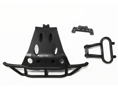 DHK Front Bumper/Upper Suspension Arm Mount-Front-Hunter BL