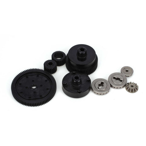 ECX Transmission Plastic Gear Set: All ECX 1/10 2WD