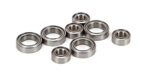 ECX: Spindle/Hub Bearing Set: 1/18 4WD All, 1.9 Barrage Kit/RTR, Barrage 2.0 (ECX217001)