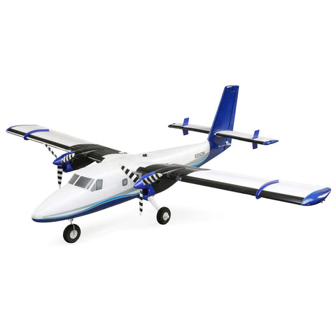 E-flite Twin Otter 1.2m PNP, includes Floats (Pre-Orders Now Available)