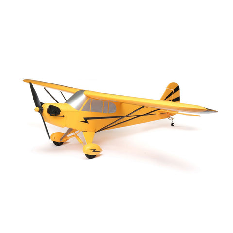 E-FLITE Clipped Wing Cub 1.2m BNF Basic with AS3X and SAFE Select