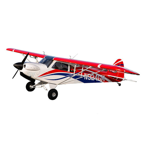 "Hangar 9 Carbon Cub FX-3 100-200cc ARF, 165"" (Now Available for Pre-Order)"