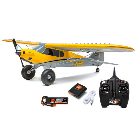 Hobby Zone Carbon Cub S 2 1.3m RTF with SAFE