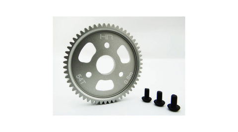 Hot Racing Aluminum Slipper Spur Gear 54T 0.8M 32P: Traxxas 4X4