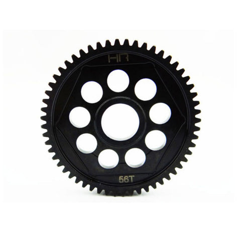 Hot Racing Steel Spur Gear 56T 32 Pitch: Axial Yeti and Scx
