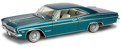 Revell 1/25 66 Chevy Impala SS 396 2N1