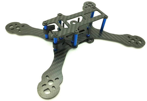 "Pyro-Drone HyperLite EVO HD 4"" 3mm Arms Frame"