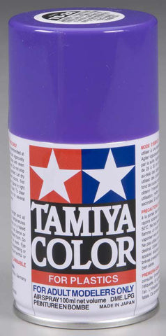 Tamiya Spray Lacquer TS-24 Purple (TAM85024)