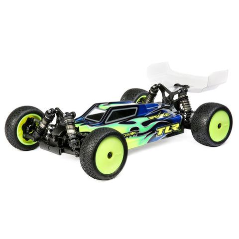 Team Losi 1/10 22X-4 4WD Buggy Race Kit (Now Available for Pre-Order)