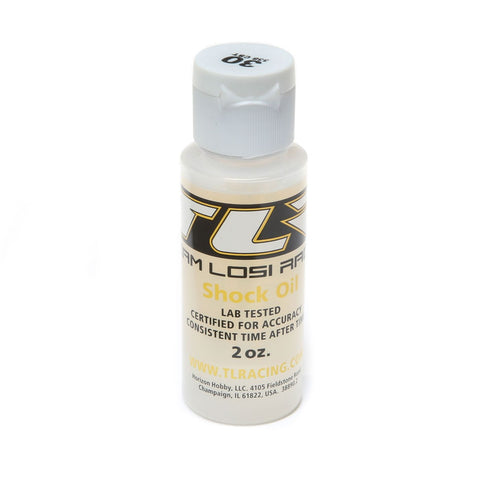 LOSI racing Silicone Shock Oil, 30wt, 2oz (TLR74006)*