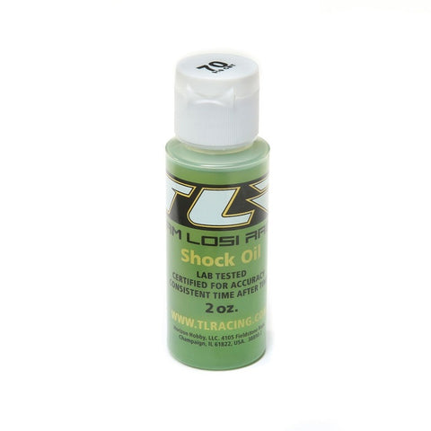 LOSI Silicone Shock Oil, 70wt, 2oz (TLR74015)*