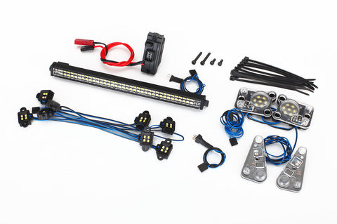 8030: Traxxas LED Complete Light Set for the TRX-4