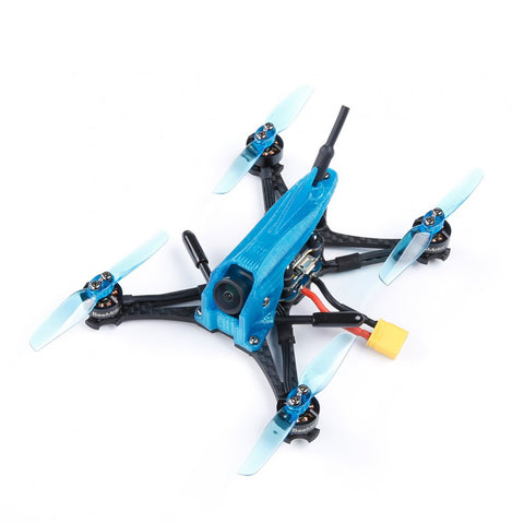 TurboBee 120RS V2 2S Micro FPV Race Drone - BNF(XM+)