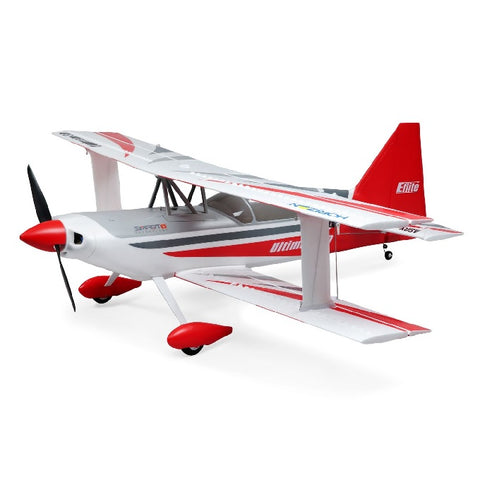 E-flite Ultimate 3D 950mm Smart BNF Basic with AS3X & SAFE
