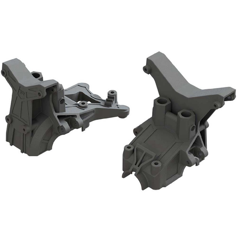 ARRMA (AR320399) Composite Front Rear Upper Gearbox Covers and Shock Tower (ARAC4400)