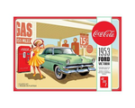 AMT 1/25 1953 Ford Victoria Hardtop with Coke Machine 2T