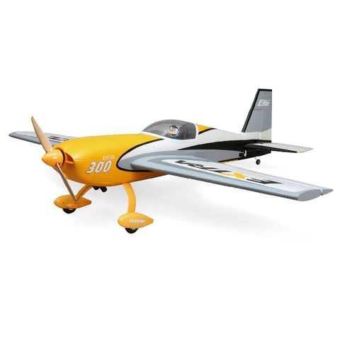 E-flite Extra 300 3D 1.3m BNF Basic with AS3X and SAFE Select