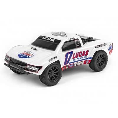 Team Associated 1/28 SC28 2WD SCT Brushed RTR, Lucas Oil Edition