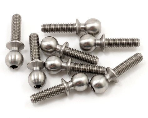 Team Associated 10mm Heavy Duty Ballstud Set (8) (ASC91439)