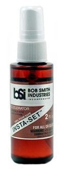 *BOB SMITH Insta-Set CA  Accelerator 2 oz (BSI-151)