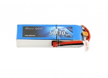 *GENS ACE 5000mAh 14.8V 45C 4S1P Lipo Battery Pack with Deans Plug