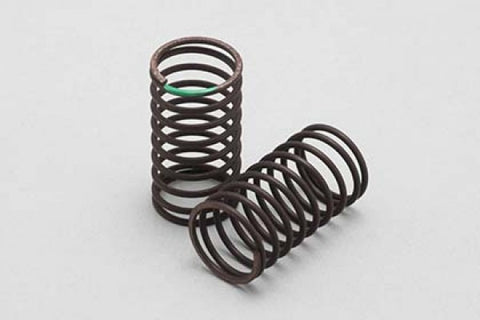 YOKOMO 32mm Regular Pitch Drift Spring 1.3 x 9.5 coils Green (D-170G)