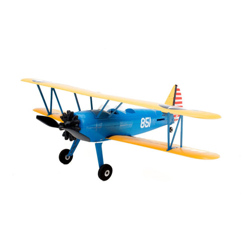 E-flite UMX™ PT-17 BNF with AS3X® Technology
