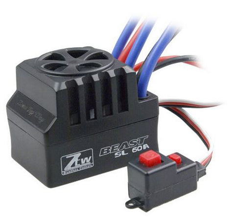 ZTW Beast SL 60A Short Course Truck Brushless ESC