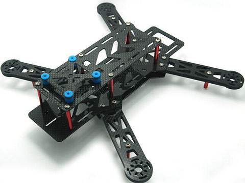 QAV280 Ultra light All Carbon Fiber Quad Multi-Rotor DIY frame for FPV