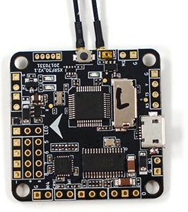 Frsky F3 FC Built in XSR Receiver OSD